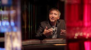 Stephan Haberzettl über seine Videoinstallation 'Kino der vergessenen Bilder'