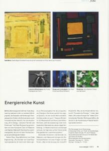 ART IN ENERGY in Neue Energie