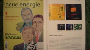 ART in Energy in Neue Energie auf Seite91