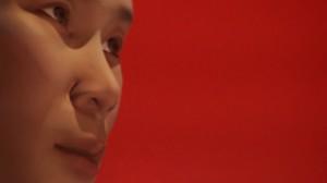 Ausschnitt von Yang Ju Bang Plexiglasdruck 'Treppe'