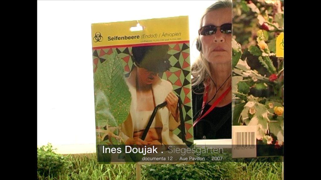 Ines Doujak - Siegesgärten