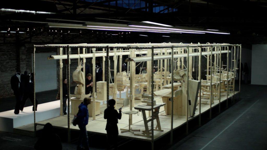 István Csákány - The Sewing Room