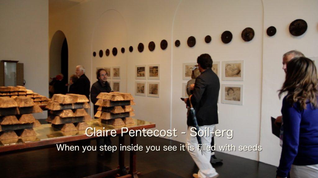 Claire Pentecost - Soil-erg