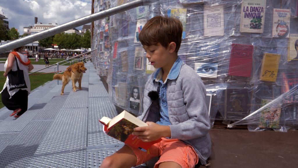 Jacopo aus Mailand liest Der Süße Brei