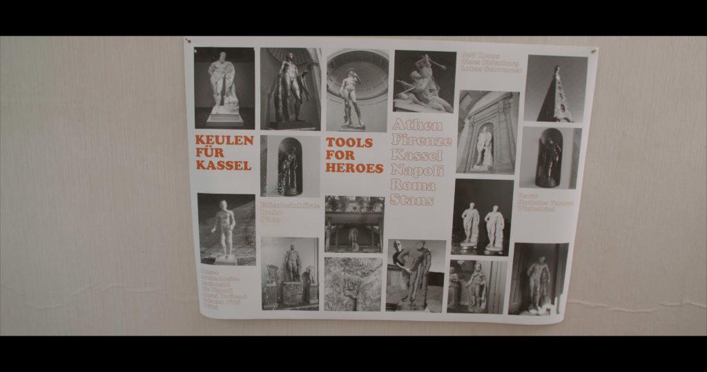 """Christian Philipp Müllers """"Tools For Heroes"""" zeigt Verbindungen in verschiedene Metropolen auf."""