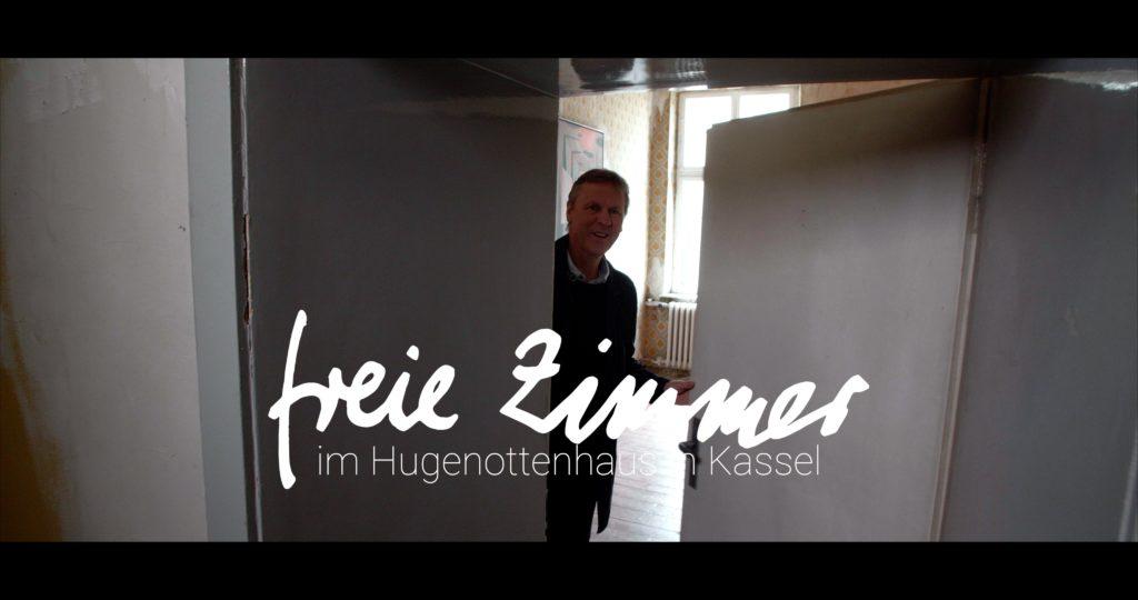 Heute öffnet sich die Tür von Thomas Hubers Zimmer 16