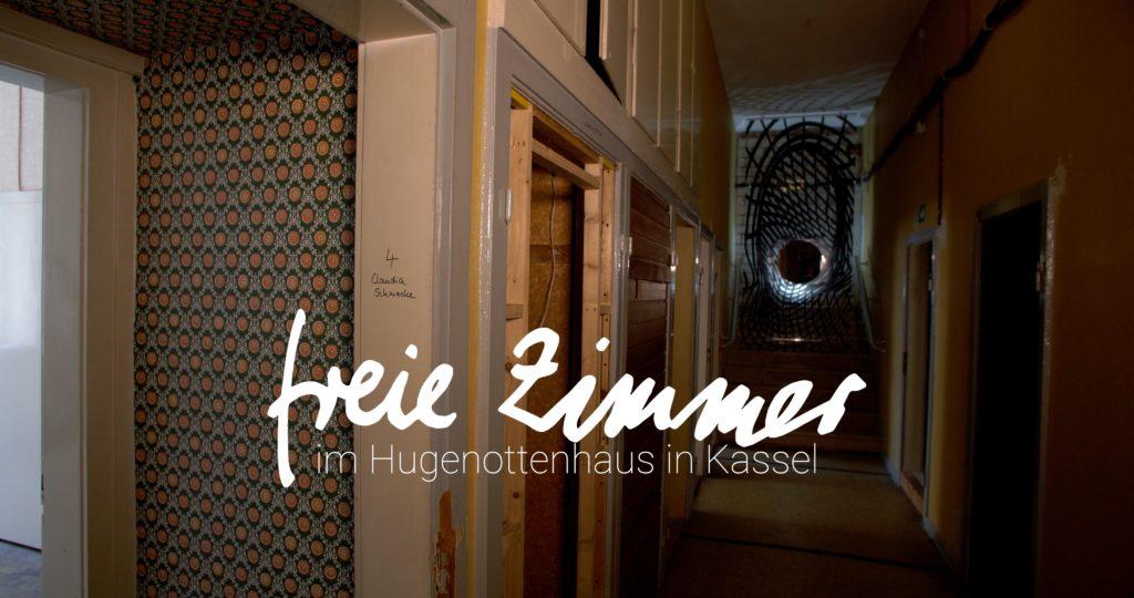 Im Flur im 1. OG befindet sich Silvia Freyer's Erinnerung an Fritz Sitterle