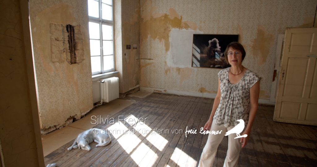 Kuratorin Silvia Freyer zeigt uns heute Zimmer 3 der Beletage